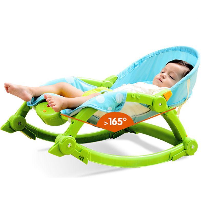 2020 Baby Swing Rocking Chair Baby Cradle Newborn Childrens Swings