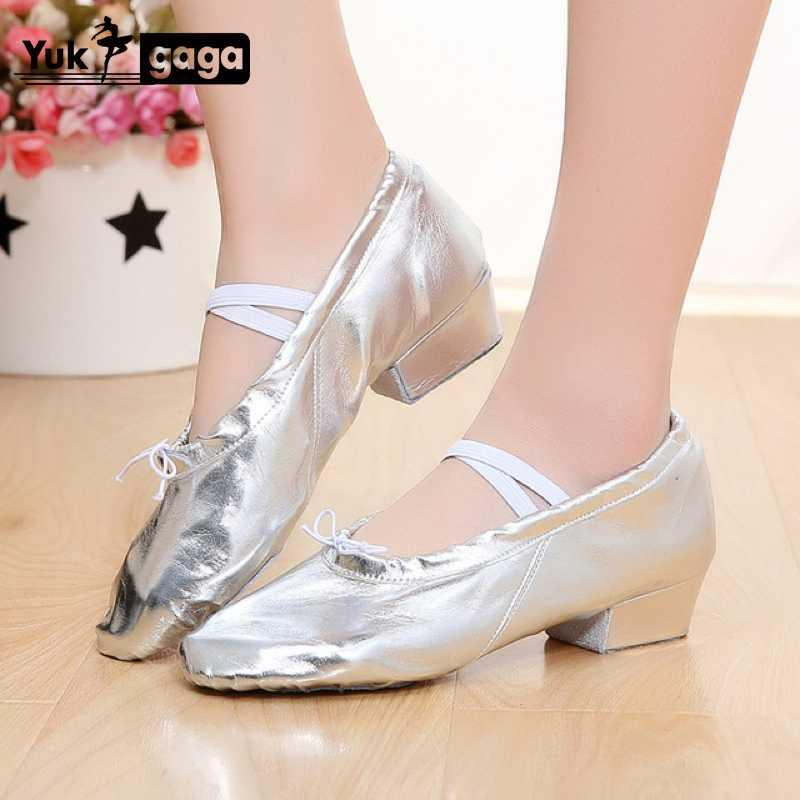 High Top Desinger Canvas Jazz Shoes/Ballet Dance Shoes/Split Heels Sole Shoe Black/Red/Nude Men Women Boys Girls