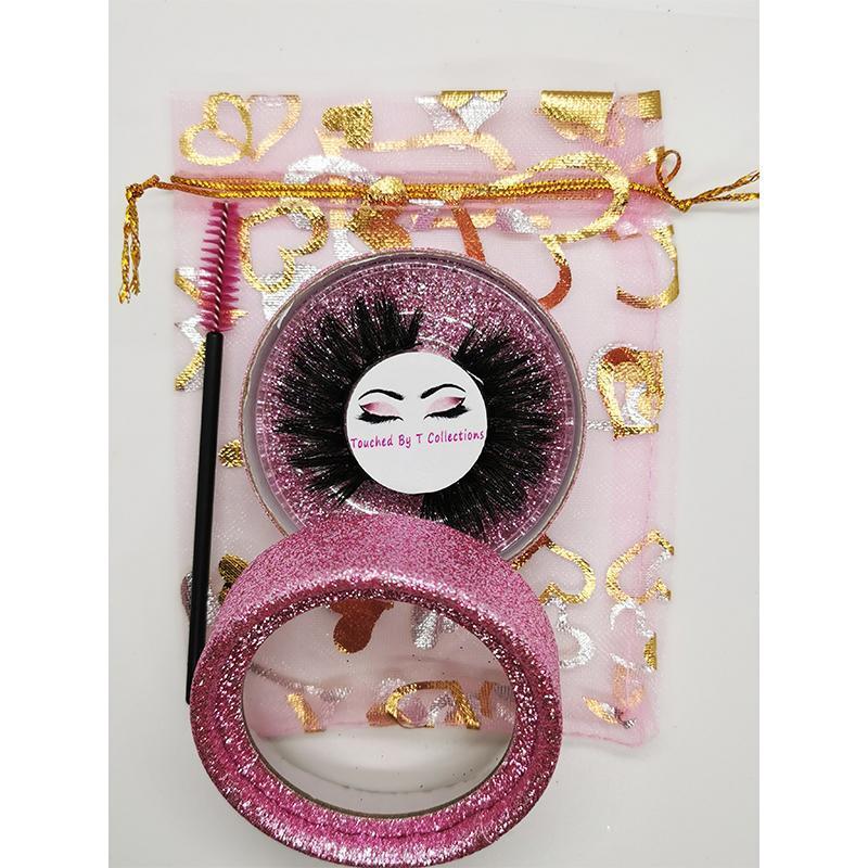 False Lashes 50 Pairs Dramatic Mink Eyelashes Bulk Natural Long Full Strip Luxury Eyelashes Make Up Beauty Long 3D Mink Lashes Good