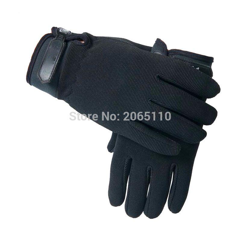 Luvas tático Sports Camo antiderrapante Luvas Mittens Men Protective externas Dedo completa Motocycel Mittens bicicleta