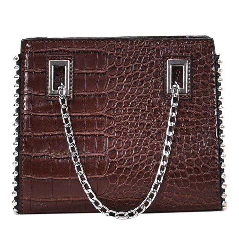 Frauen Handtaschen Schulter-Umhängetaschen Umhängetasche Kette Tasche Ledertasche Damen Handtaschen