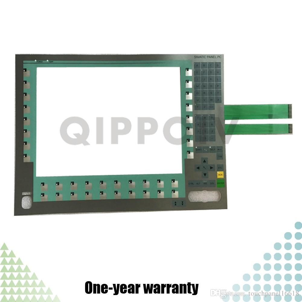 A5E00747065 PANEL 15K677 / 877 ROHS PC477-15 Neue HMI-SPS-Folientastatur-Tastatur Wartungsteile für Industriesteuerungen