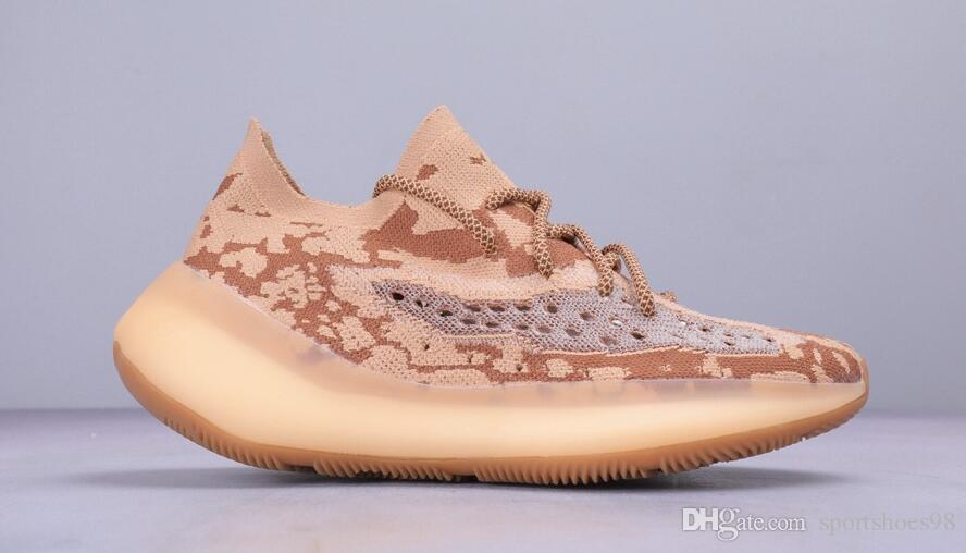 2019 V2 Hommes Femmes Chaussures de course vente chaude statique Clay Hyperspace True Form Zebra Sésame BELUGA BLEU TEINTE Athletic Sneakers Sport