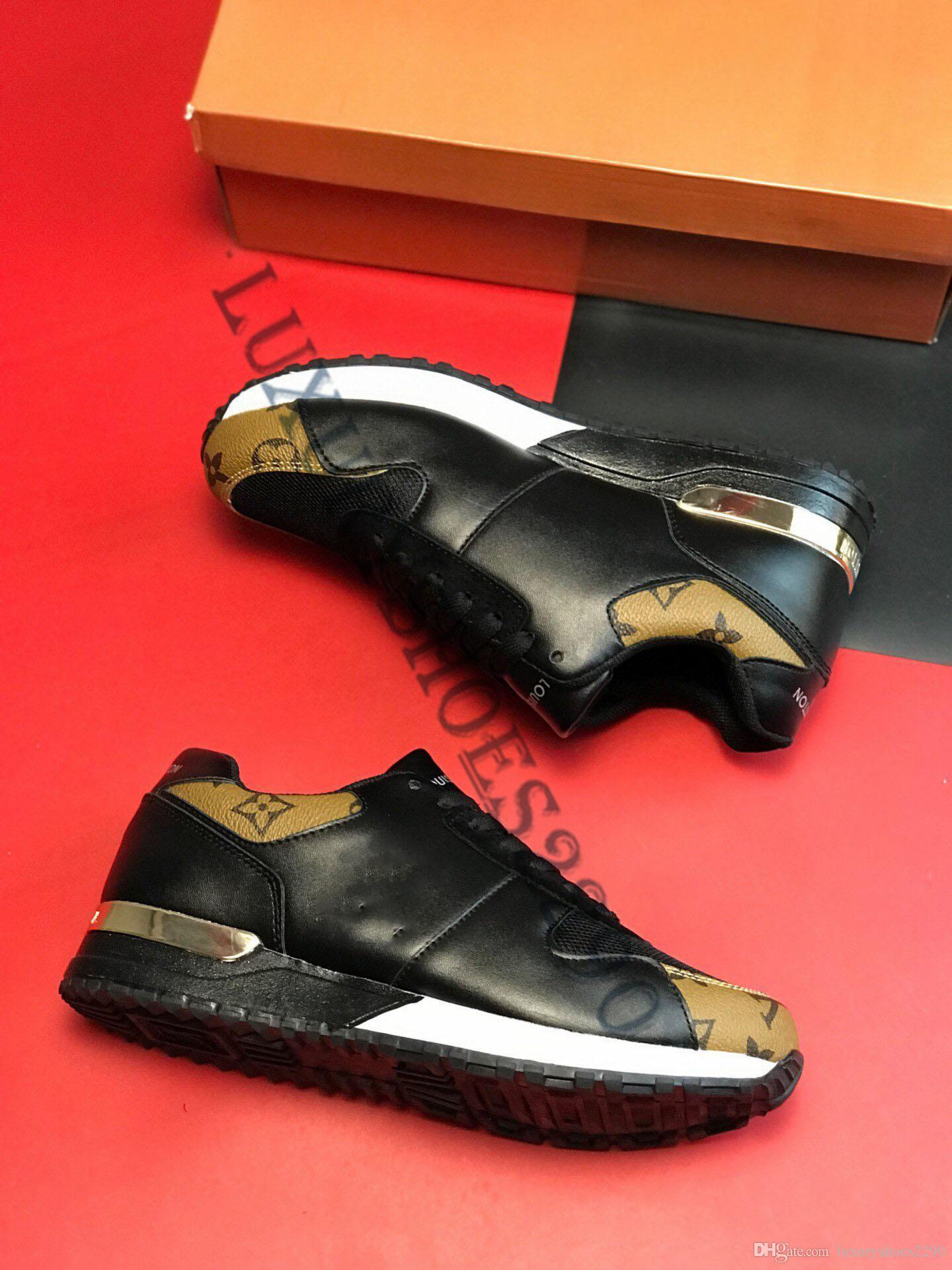Louis Vuitton Shoes LV women shoes DHL 2020 nuove scarpe di tela primavera e l'estate scarpe casual moda di lusso scarpe sportive casuali retrò moda casual donna del design