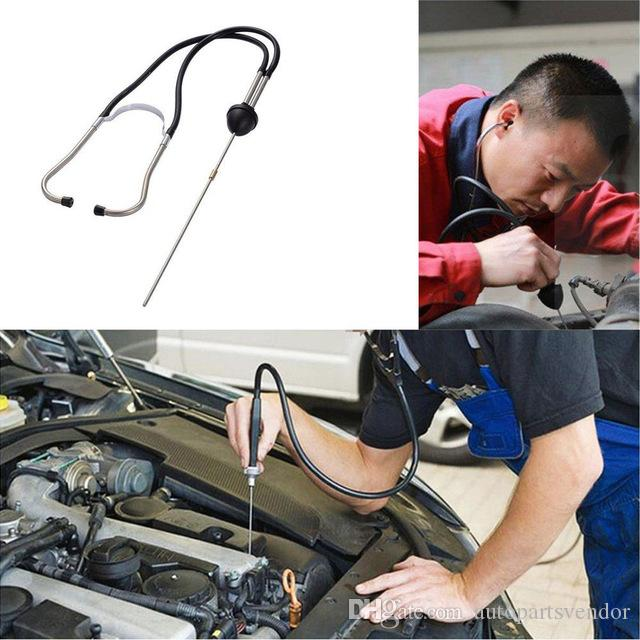 تصليح السيارات ميكانيكا السماعة محرك السيارة بلوك التشخيص أدوات السيارات متعددة الأغراض السمع اكسسوارات دي كوشي