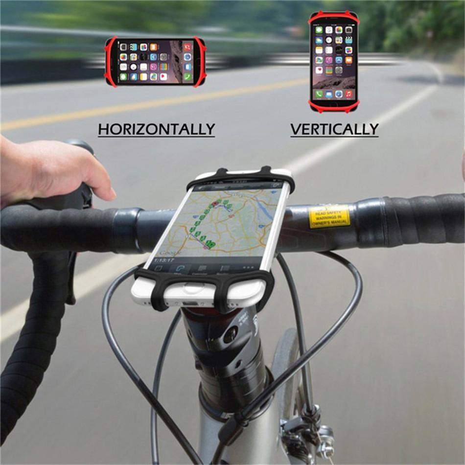 Xiaomi Redmi Note 8 Pro 360°Bicycle Bike Handlebar Phone Holder Mount Cradle