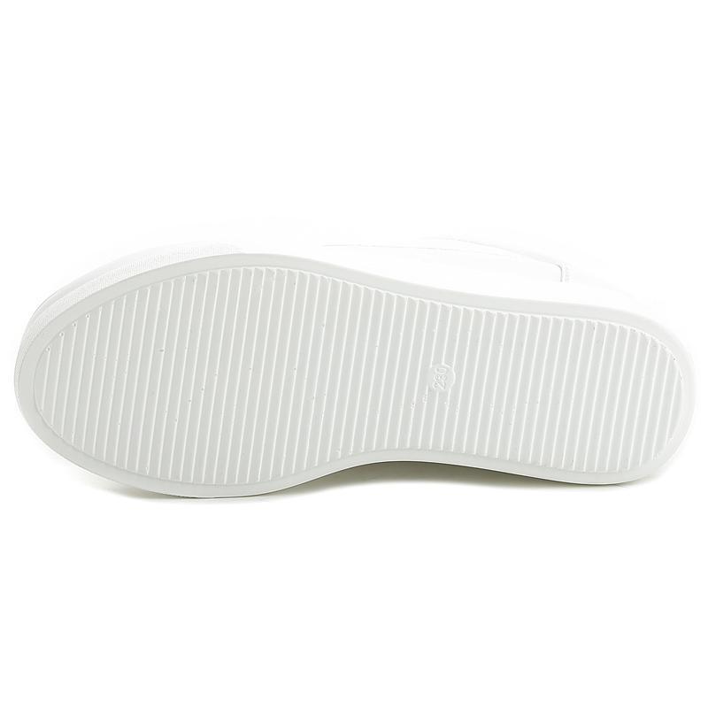 Горячие Продажа-Новое прибытие Женщины Повседневная обувь COWHIDE Genuine Комфортное увеличение высоты Женская обувь