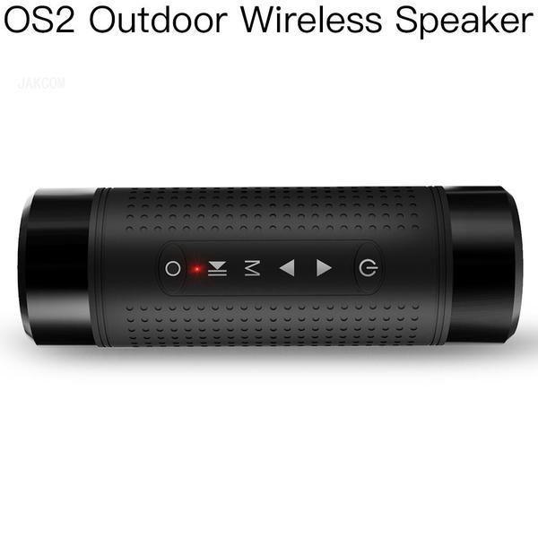 JAKCOM OS2 Outdoor Wireless Speaker الساخن بيع في مكبرات الصوت المحمولة كما الحيوانات الأليفة المشاكس جوجل مصغرة جدار جبل تحميل 32 بت الألعاب