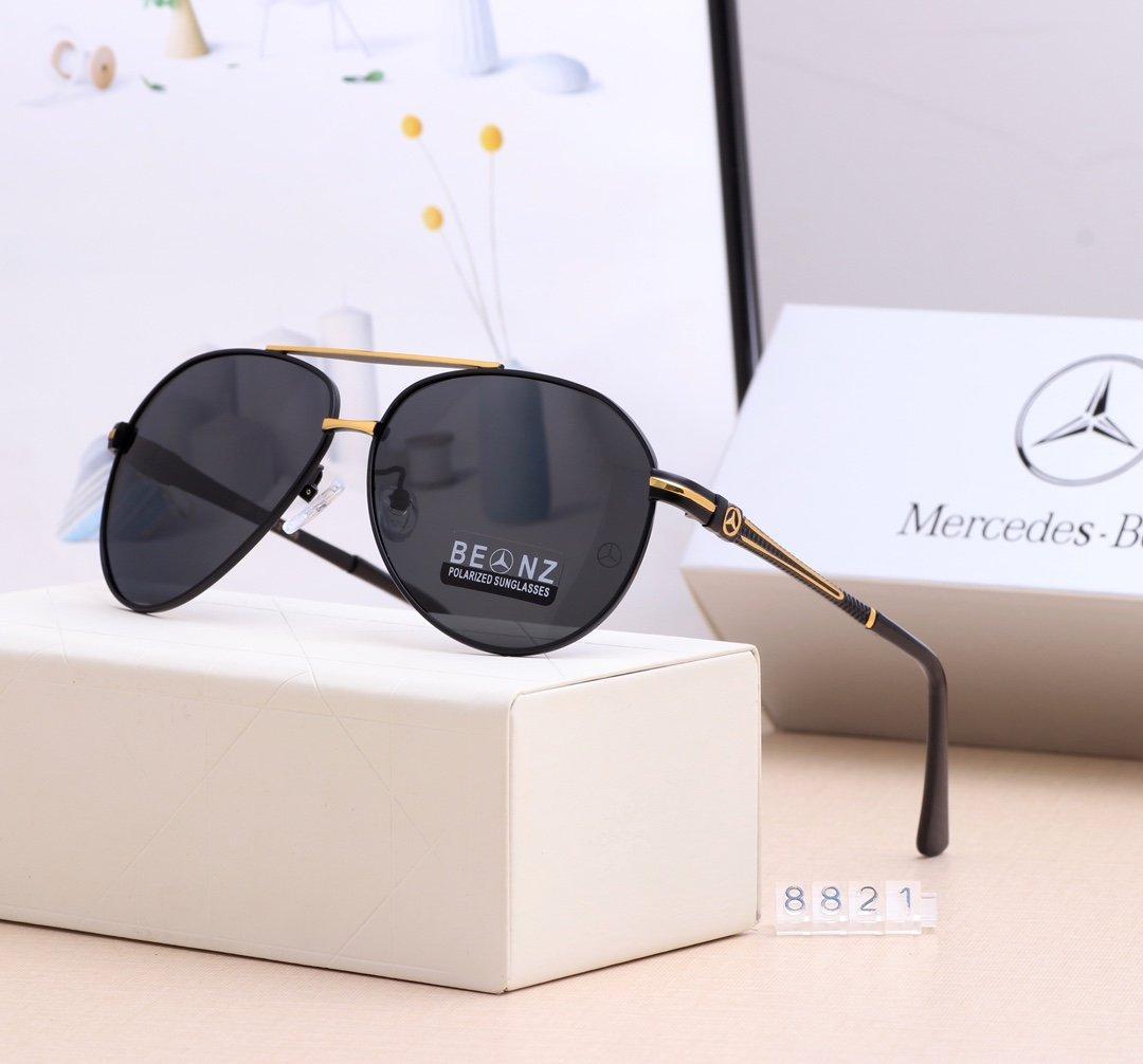 8821 # 2020 Erkek DesignerSunglasses Erkek BrandGlasses Casual Gözlük Açık Boys Retro Erkek Lüks Sunglass 4 Renk 2020404K