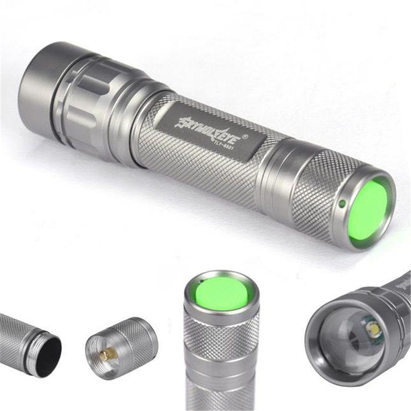 3000 lúmenes Linterna 3modos XML XPE LED 18650 Linterna Antorcha Lámpara Potente