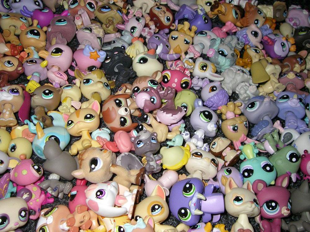 Lotto di 20 PZ Casuale Seleziona Pet Shop Gatto Cane Uccello Coniglio Criceto Animali Figura sciolta Bambola giocattolo