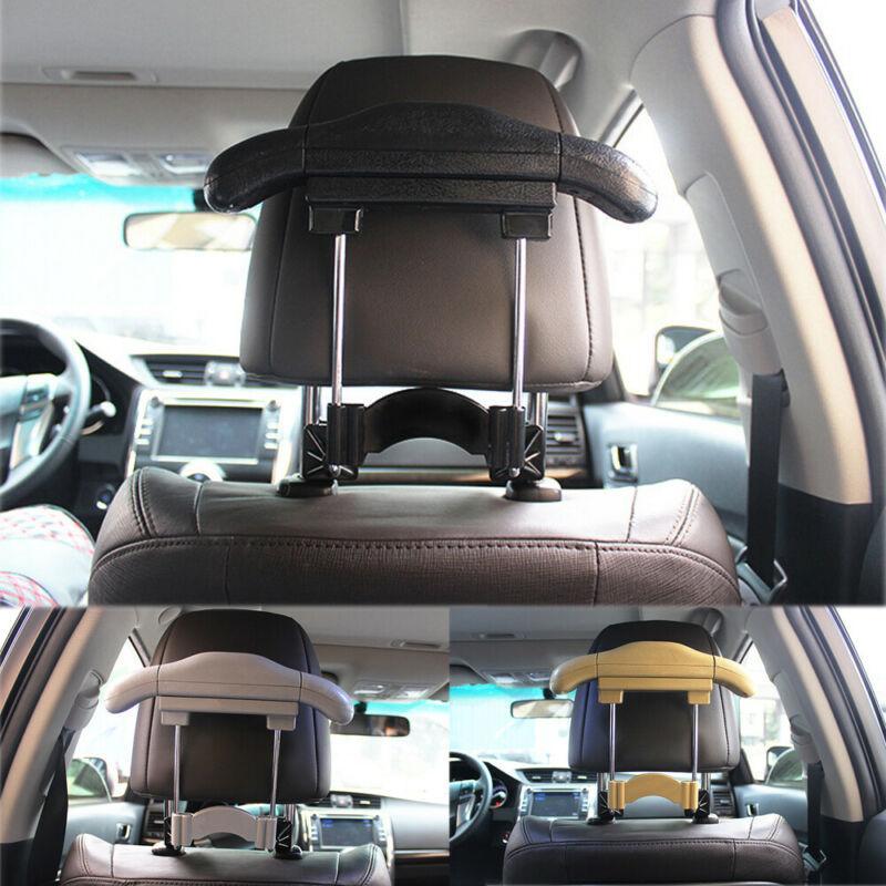 سيارة سيارة مسند رأس المقعد الخلفي حامل المعلق للمعطف الملابس معطف سترة سيارة المعلق
