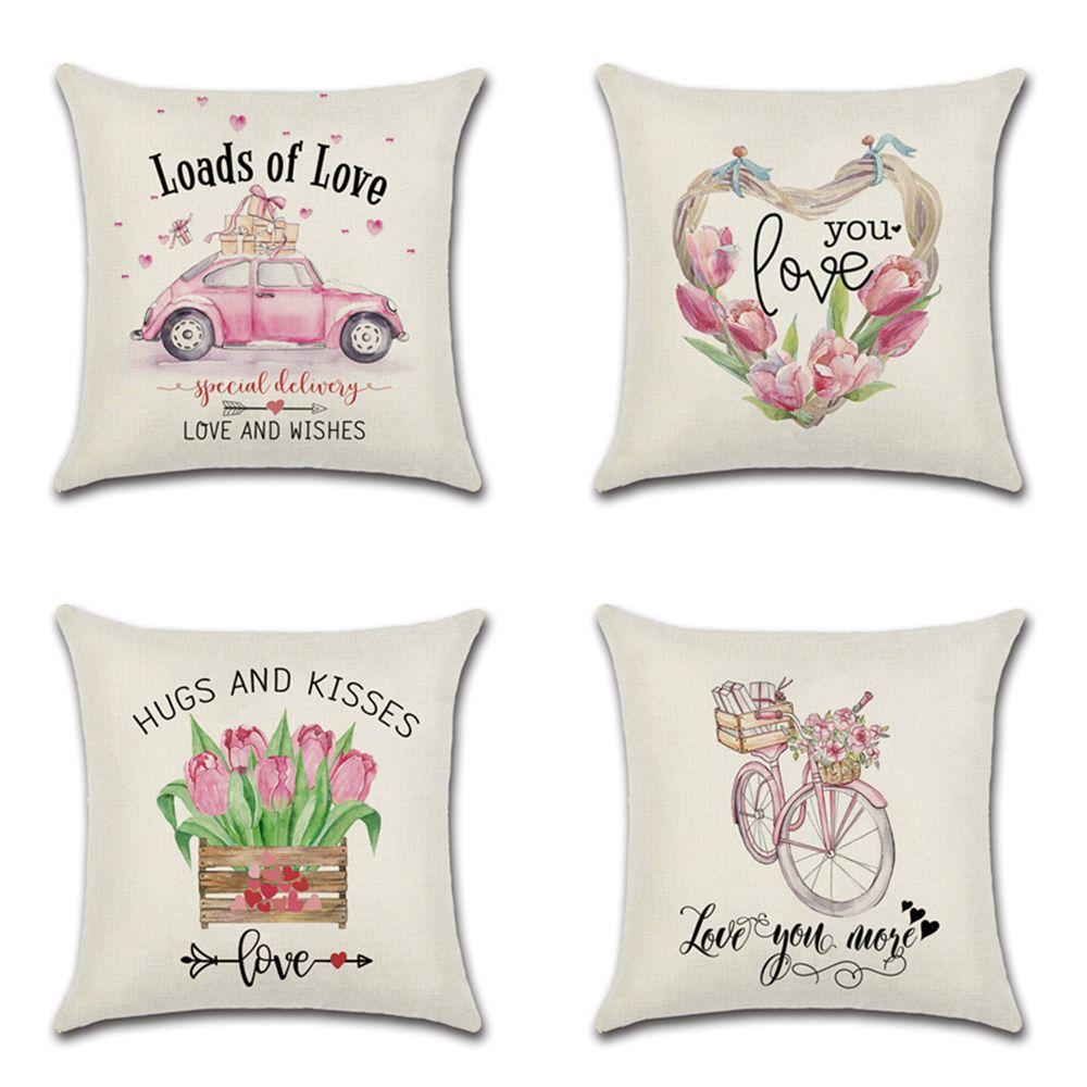 Luxury Cushion Cover Pillow Case Textiles Pendant Lumbar Pillow Neck Pillow Seat