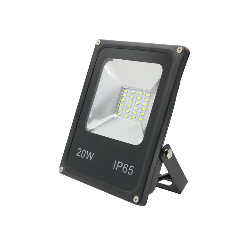 Edison2011 IP65 방수 20W SMD LED 투광 야외 프로젝트 램프 투광 85-265V 슈퍼 밝은 홍수 조명 광고 간판