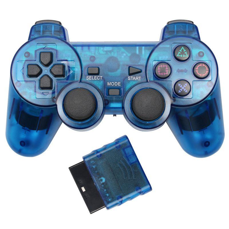 PS2 gamepad de PS2 gamepad inalámbrico 2,4 g gamepad envío libre