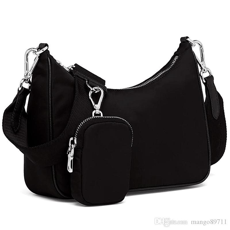 Deisigner borsa a tracolla per le donne catene pacco petto della signora Tote borse borse presbite borsa messenger bag progettista 2pcs / set