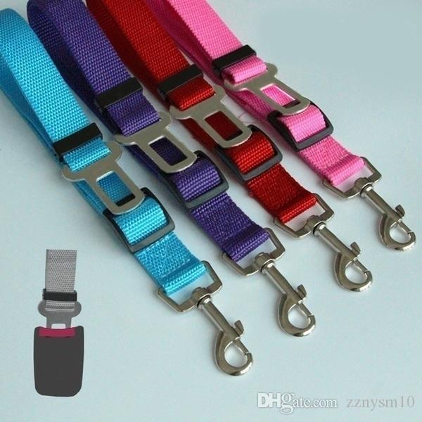 Beautiful parts 1pc Car Pet Dog Cat Adjustable Vehicle Safety Seatbelt Seat Belt Harness Lead