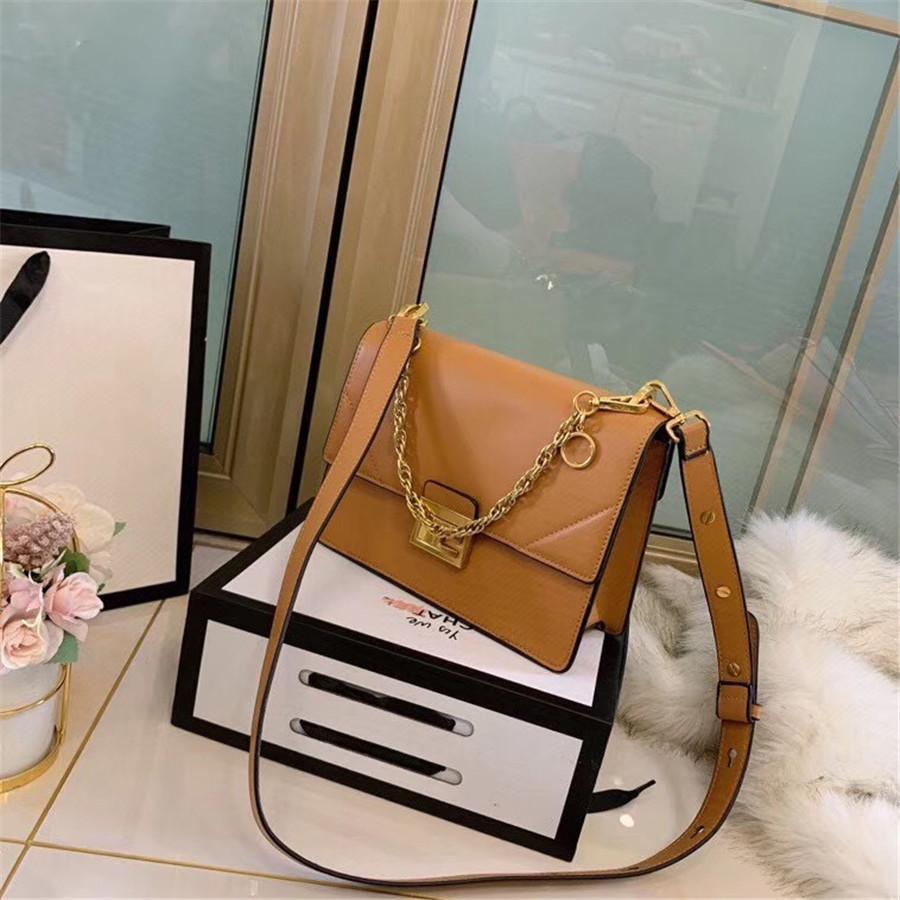 Роскошная сумка плеча кожи высокого качества сумки способа Plain несколько цветов # CFY2003022