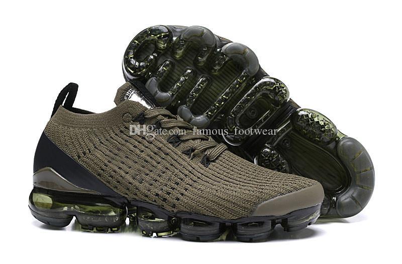 Hott VM 2018 3.0 zapatos corrientes al aire libre de los hombres de las mujeres de oliva Trainer las zapatillas de deporte BETURE Deportes zapatos casuales clásicos