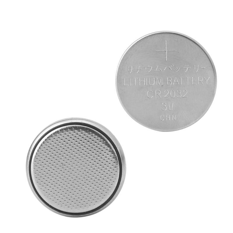 بطاريات الخلايا زر 1PC CR2032 CR 2032 زر خلية الميزان عملة للحصول على بطارية الرقمية / كاميرات / آلة حاسبة مقياس / البعيد ووتش 3V