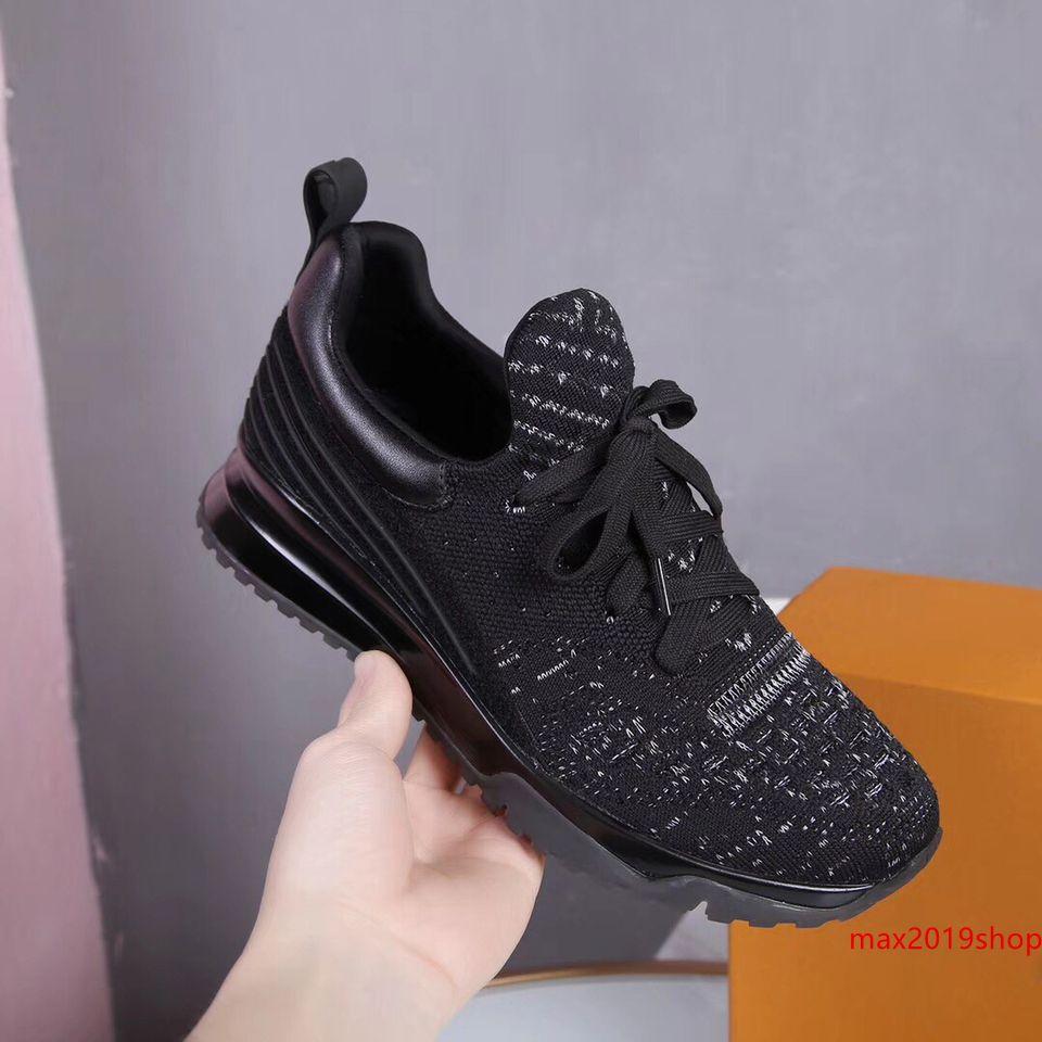 Sneakers Classical Designer Sapato preto VNR Shoes instrutor Moda Running Shoes sapato novo Homem 2019 Formadores Sapatos Com Box, receip