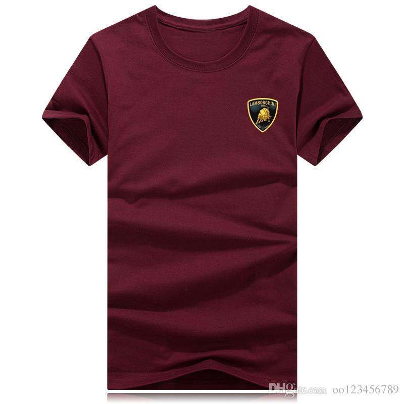 2019 Yeni Baskılı Modal ile Erkekler Tişörtleri Yaz Giysileri marka Kısa Kollu Tees Moda Tees Gömlek Giyim camisa masculina