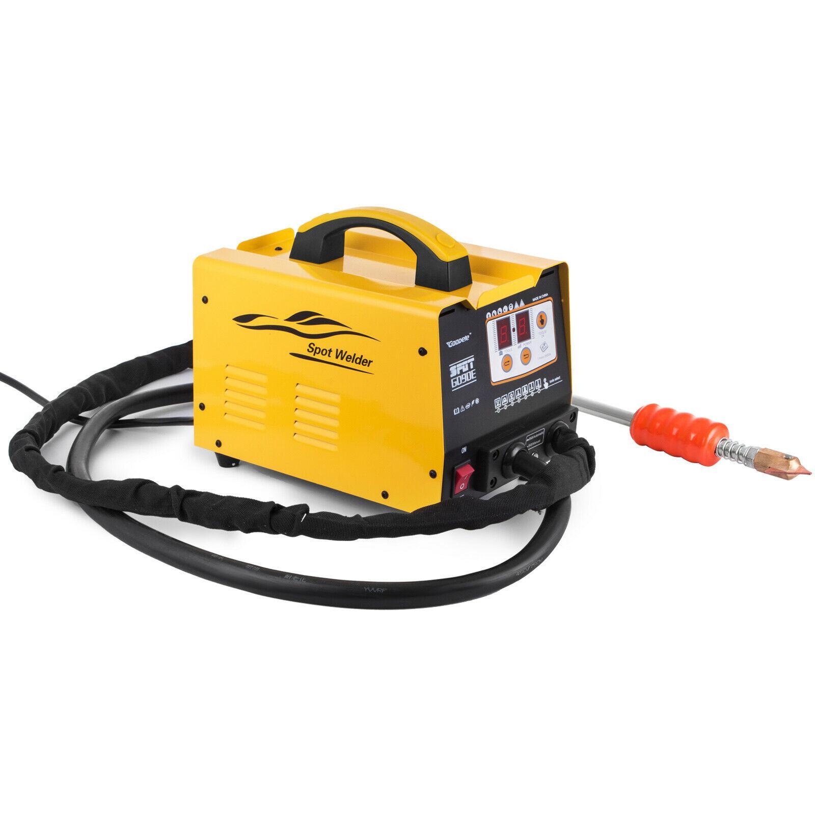 2020 New G90e 110v 220v Spot Welder Dent Reminder Car Tool Dent Repair Spotter 3500a Spot Welding Machine From Bestofferforyou 269 21 Dhgate Com