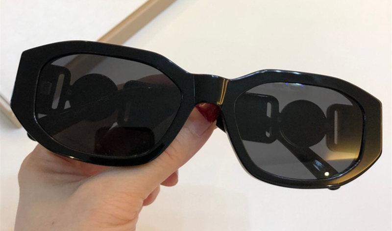 4361 del progettista di lusso occhiali da sole per gli uomini di moda Full frame protezione UV400 UV Lens Steampunk Estate Stile Quadrato comw con il pacchetto