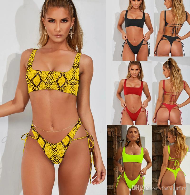 0621921834b8 Compre Joven Bikini Fotos Bragas Y Sujetador Traje De Baño Polo Erótico  Danza Lencería Polo Exoting Bikinis Traje De Baño A $9.11 Del Fashionfirst  ...
