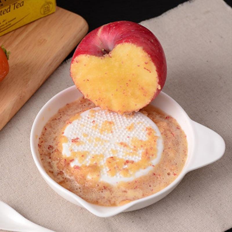 Cozinha Multi-funcional Alho Grinder Ginger Grater Porcelain Grater Placa manuais Wasabi placa de moagem Ferramentas Gadget