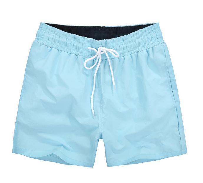 مصمم تمساح الرجال الصيف السراويل البولو شاطئ السباحة الرياضة ملابس السباحة Boardshorts برمودا الأزياء السريع السراويل تجفيف كرة السلة