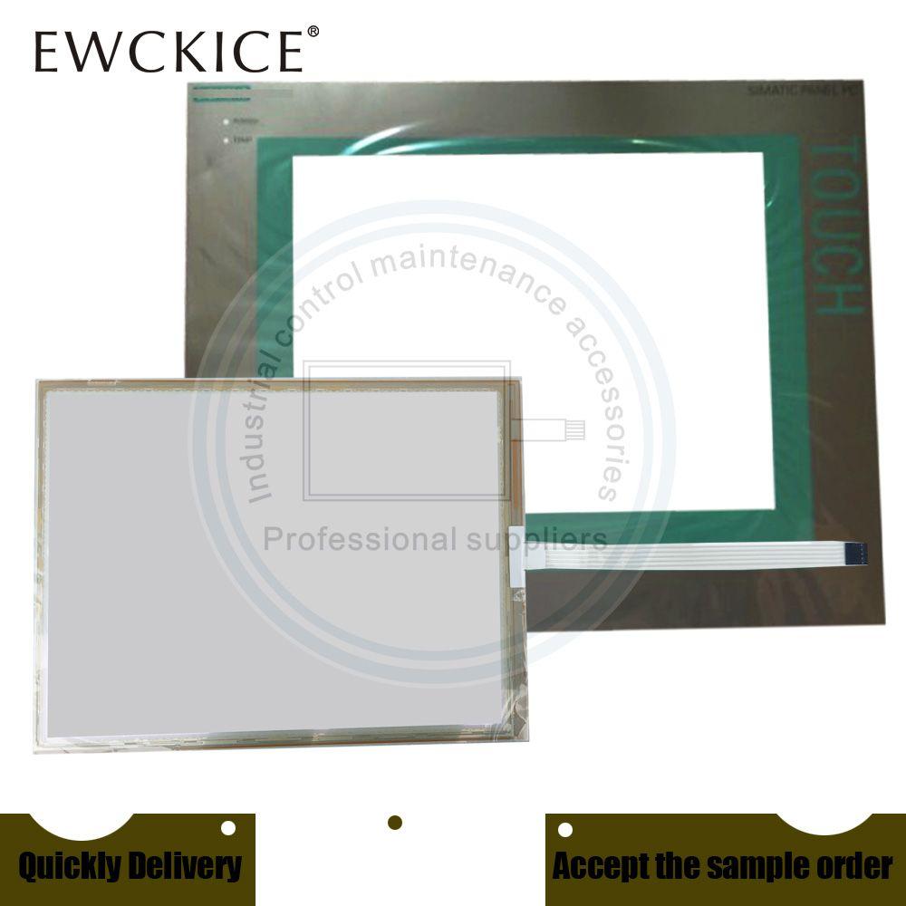 """Orijinal YENİ Paneli 12"""" Dokunmatik 677/877 A5E00325419 PLC HMI Sanayi TouchScreen VE Ön etiket Filmi"""