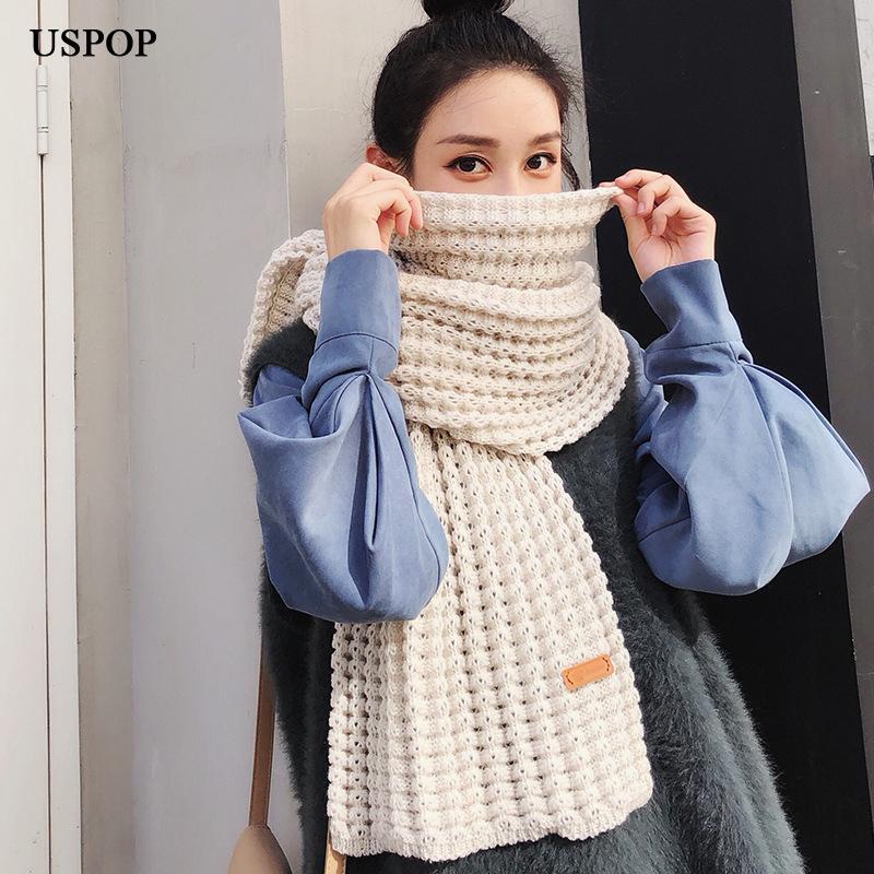 USPOP Neuer Winterschal Mode Schal Frauen lange weiblichen Jahrgang großer Schal weiche warmer Wickel Pashmina CX200728
