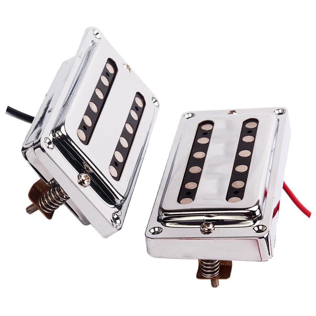 Professionale Humbucker Pickups Set, Ponte compreso e pickup al manico, per LP SG Epiphone chitarra elettrica
