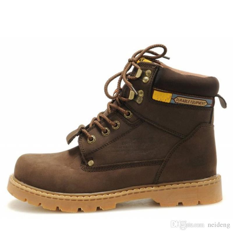 Горячая распродажа-мужские новые ботинки Martin большой размер новый стиль осень и зима женские короткие сапоги обувь оптом