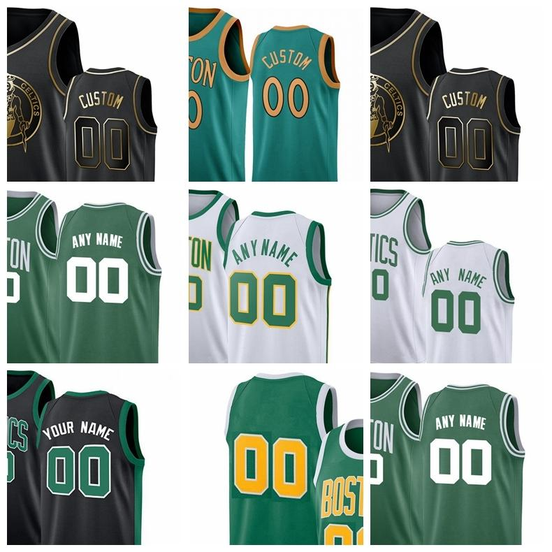 2021 Screen Print Basketball Tacko Fall Jersey Daniel Theis Brad ...