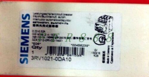 Новый автоматический выключатель SIEMENS 3RV1021-0DA10