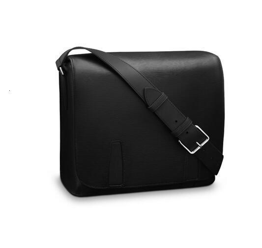 Harington Mensajero Mm M53409 Hombres bolsos del mensajero del hombro de la correa del bolso de totalizadores de la cartera carteras del equipaje de la lona