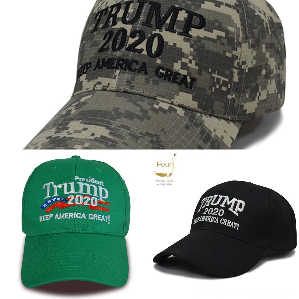 ohgMS Trump Snapbacks Camouflage Cappelli rendere l'America repubblicana Trump Donald Anche in questo caso il 2020 Baseball Cap Grande cappello registrabile
