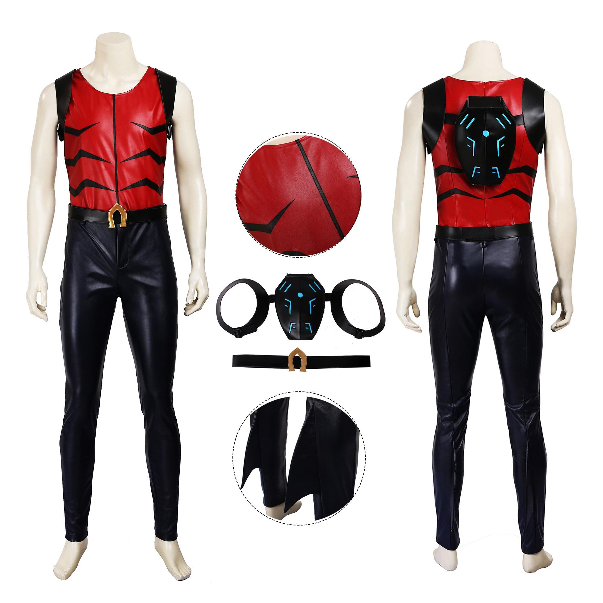Aquaman Costume Young Justice cosplay costume Kaldur'ahm