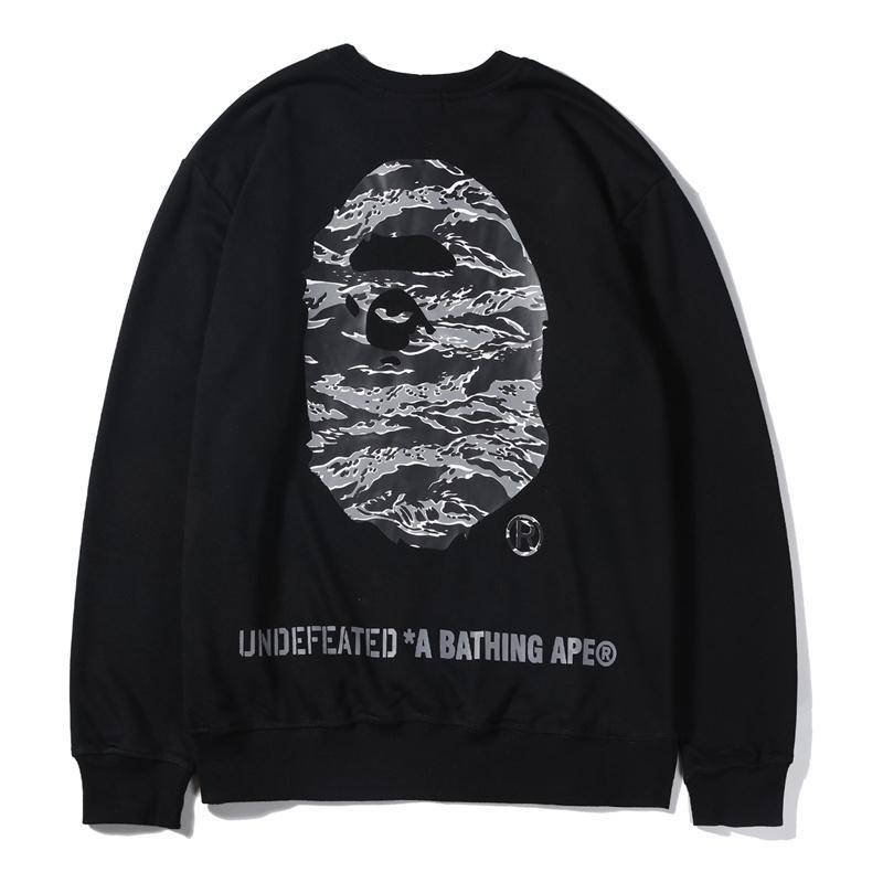 2019 Новый Прохладный Бренд Толстовки для Мужчин Fahsion Пуловер Уличная Одежда Хип-Хоп Повседневная Мода Высокий Верх FullSleeve Winter Autunm M-2XL B100066L