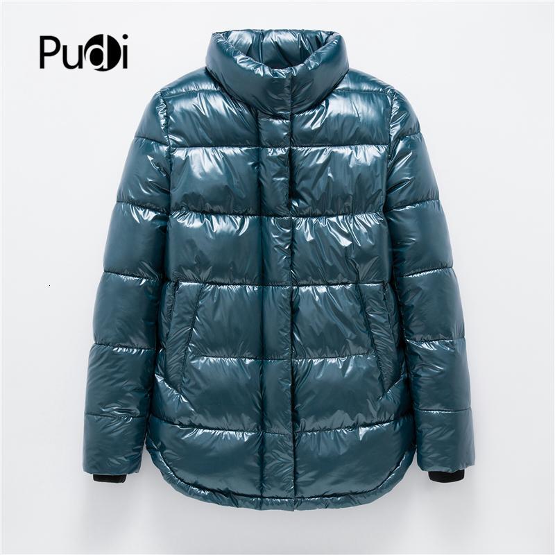 Pudi kadınlar rahat ceket Yeni QY02 CJ191205 itici de yeşim beden su sonbahar ilkbahar kış klasik bayan ceket ceket kaban
