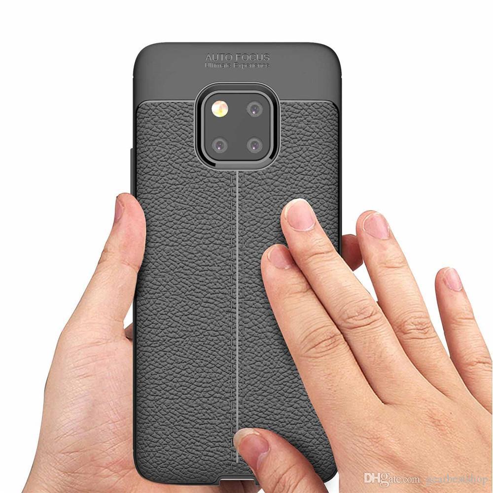 Lovewe гибкая ТПУ защитный чехол для Huawei Mate 20 Pro