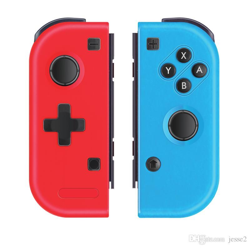 Hotselling Wireless Bluetooth Pro GamePad Controller для Nintendo Switch Ручка Joy-Con Right и правая ручка Переключение правых джойстиков