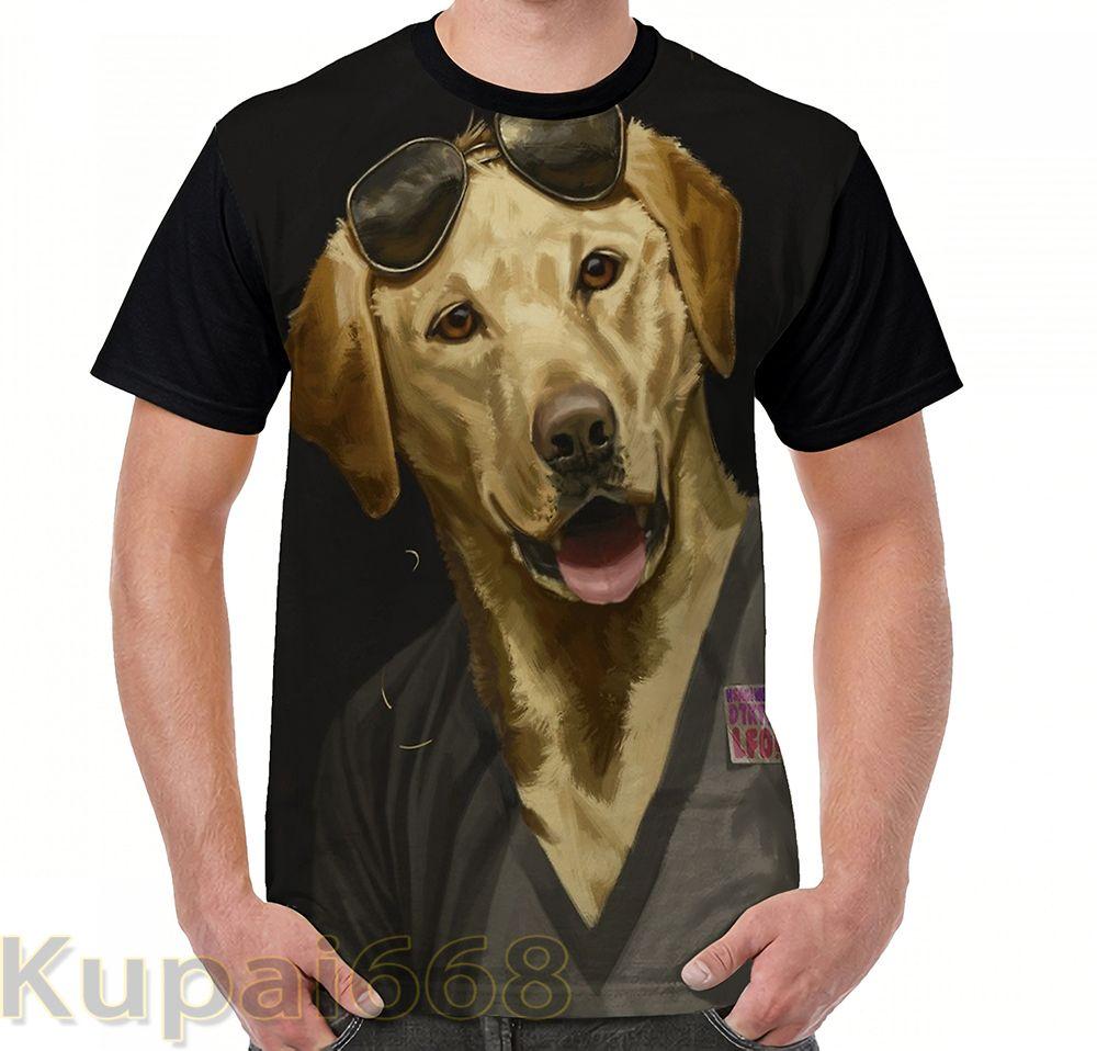 lustiges Grafikdruckt-shirt Männer übersteigt T-Stücke begeisterte Hundefrauen T-Shirt Kurzarm-beiläufige T-Shirts