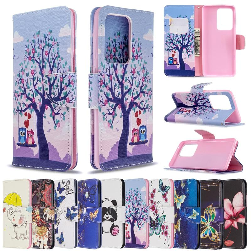 Leather Wallet Case For Samsung A01 A21 S20 Ultra Plus Redmi K30 Elephant  Owl Butterfly Flower Panda Unicorn Cartoon Stand Purse Flip Cover Cute  Phone Cases Cheap Phone Cases From Best8168, $2.57 |