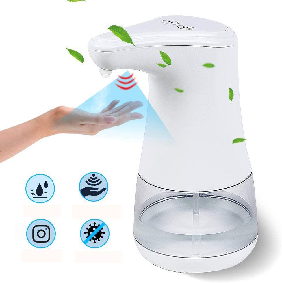 자동 유도 비접촉 알코올 스프레이 병 360ml 소독 디스펜서 기계에 적합한 적외선 비접촉식 핸드 클리너