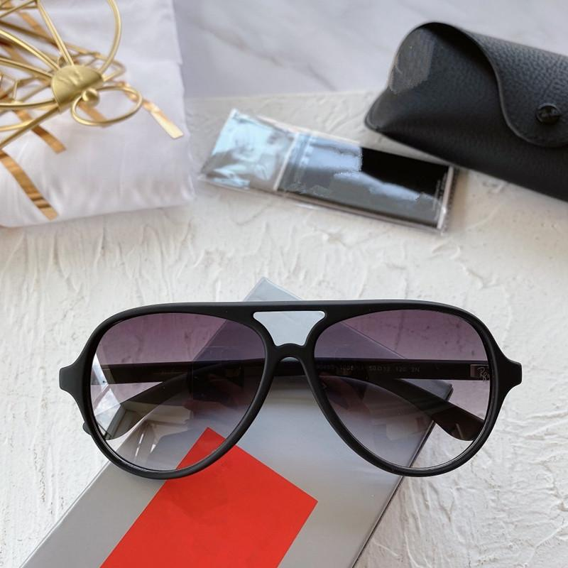 عالية الجودة R9049S KIDS الطيار النظارات الشمسية UV400 لل3-8years 50-12-120 المستوردة Superlight صحي Fullrim + موضة ريفو عدسة حالة fullset