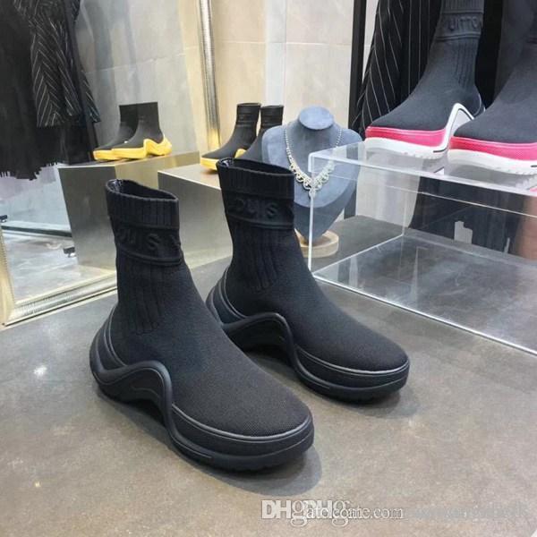 Luxury Designer Women Boot Winter