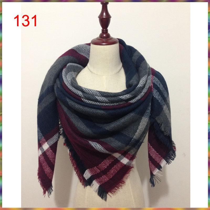 2017 حار بيع جديد أزياء المرأة وشاح مربع الأوشحة شرابة الاكريليك بطانية النساء يلتف الشتاء الخريف السيدات شالات